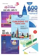 Combo Bộ Sách Tác Giả Trang Anh