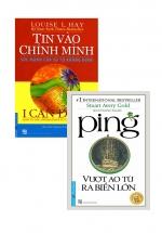 Combo Ping- Vượt Ao Tù Ra Biển Lớn + I Can Do It - Tin Vào Chính Mình (Bộ 2 Cuốn)