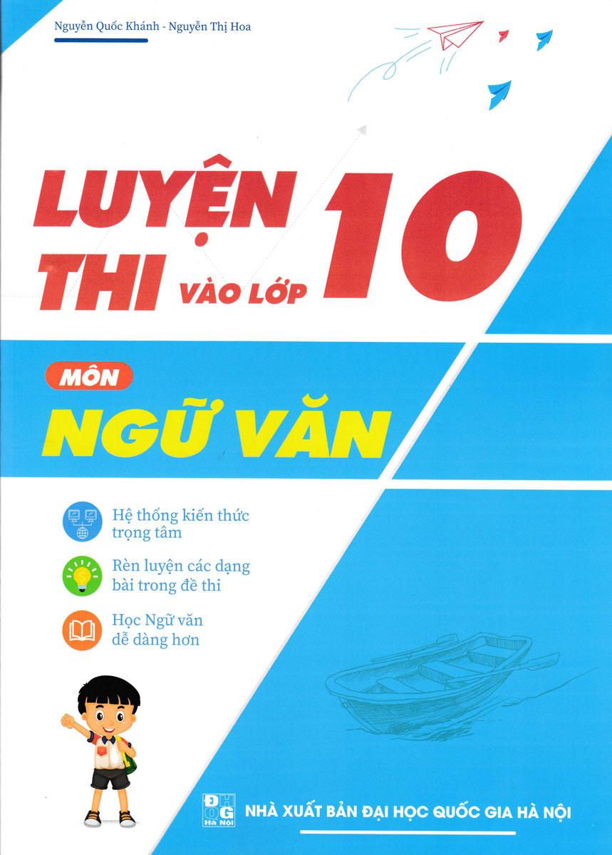 Luyện Thi Vào Lớp 10 Môn Ngữ Văn (Học Mãi)