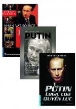Bộ Sách Hay Về Putin: Putin Logic Của Quyền Lực + Putin - Nhân Vật Số 1 Vladimir Putin + Đối Thoại Với Putin (Bộ 3 Cuốn)