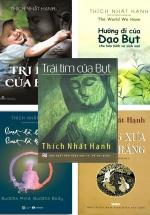 Bộ Sách Hay Của Thích Nhất Hạnh: Trái Tim Của Bụt + Đường Xưa Mây Trắng + Bụt Là Hình Hài, Bụt Là Tâm Thức + Hướng Đi Của Đạo Bụt Cho Hòa Bình Và Sinh Môi + Tri Kỷ Của Bụt (5 Cuốn)