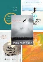 Bộ Sách Hay Của Thích Nhất Hạnh: Người Vô Sự + Tĩnh Lặng + Từng Bước Nở Hoa Sen + An Lạc Từng Bước Chân + Sen Nở Trời Phương Ngoại (5 Cuốn)
