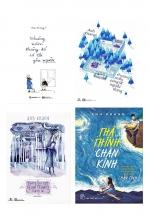 Bộ Sách Hay Của Tác Giả Anh Khang: Thả Thính Chân Kinh + Đường Hai Ngả - Người Thương Thành Lạ + Thương Mấy Cũng Là Người Dưng + Những Năm Tháng Đó Có Tôi Yêu Người (4 Cuốn)