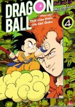 Dragon Ball Full Color - Phần Một: Thời Niên Thiếu Của Son Goku - Tập 4