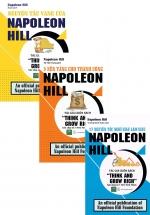 Combo Nguyên Tắc Vàng Của Napoleon Hill + 5 Nền Tảng Cho Thành Công + 17 Nguyên Tắc Nghĩ Giàu Làm Giàu (Bộ 3 Cuốn)
