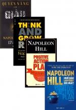 Bộ Sách Hay Của Napoleon Hill: Nghĩ Giàu Làm Giàu 365 Ngày + Kế Hoạch Làm Giàu 365 Ngày + 13 Nguyên Tắc Nghĩ Giàu , Làm Giàu + Quyền Năng Làm Giàu (Bộ 4 Cuốn)