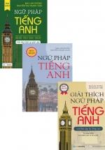Combo 3 Cuốn Sách Ngữ Pháp Tiếng Anh