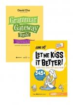 Combo Let Me Kiss Better! Thổi Phù Cho Hết Đau Nhé! + Grammar Gateway Basic (Bộ 2 Cuốn)