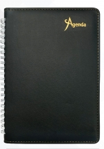 Sổ Agenda Lò Xo 2021 (16x24 Cm) - KV 374