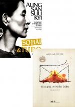 Combo Sách Của Aung San Suu Kyi: Thư Gửi Từ Miến Điện + Aung San Suu Kyi - Sợ Hãi Và Tự Do (Bộ 2 Cuốn)