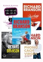 Bộ Sách Hay Về Richard Branson