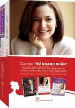Bộ Sách Nữ Doanh Nhân (Bộ 3 Cuốn)