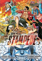 Tiểu Thuyết One Piece - Stampede