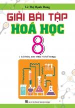 Giải Bài Tập Hóa Học 8
