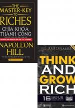 Combo Think And Grow Rich - 16 Nguyên Tắc Nghĩ Giàu, Làm Giàu Trong Thế Kỷ 21 + Businessbooks - Chìa Khóa Thành Công (Bộ 2 Cuốn)