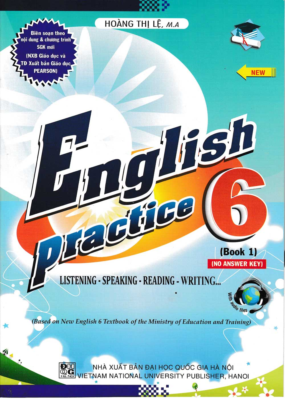 English Practice 6 Book 1 - No Answer Key - EBOOK/PDF/PRC/EPUB