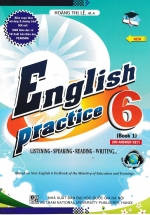 English Practice 6 Book 1 - No Answer Key