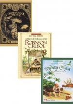 Combo Những Cuộc Phiêu Lưu Của Robinson Crusoe