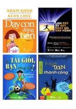 Sách Về Kỹ Năng Sống ADAM KHOO