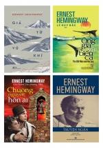Combo Ernest Hemingway - Truyện Ngắn + Chuông Nguyên Hồn Ai + Ông Già Và Biển Cả + Giã Từ Vũ Khí