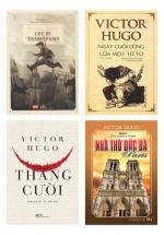 Combo Victor Hugo: Thằng Cười + Ngày Cuối Cùng Của Một Tử Tù + Nhà Thờ Đức Bà Paris + Chú Bé Thành Paris