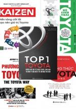 Bộ Sách Hay Về Toyota (5 Cuốn)