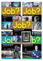 Combo Lựa Chọn Tương Lai JOB? (Bộ 5 Cuốn)