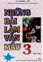 Những Bài Làm Văn Mẫu 3 - Tập 2