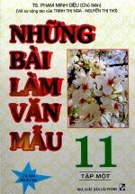 Những Bài Làm Văn Mẫu 11 - Tập 1