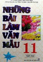 Những Bài Làm Văn Mẫu 11 - Tập 2