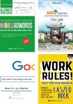 Combo Google (Bộ 4 Cuốn)