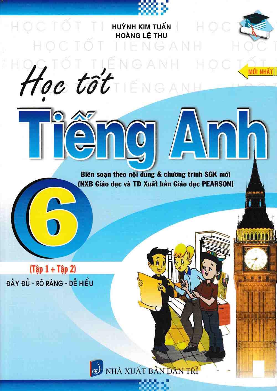 Học Tốt Tiếng Anh 6 (Chương Trình Thí Điểm) - EBOOK/PDF/PRC/EPUB
