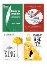 Combo Sách Cho Dân Content Marketing