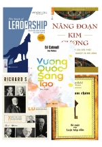 Combo Sách Được Các CEO Hàng Đầu Thế Giới Khuyên Đọc