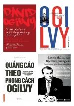 Combo Sách Cha Đẻ Ngành Quảng Cáo David Ogilvy