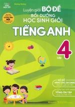 Luyện Giải Bộ Đề Bồi Dưỡng Học Sinh Giỏi Tiếng Anh Lớp 4
