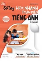 Sổ Tay Học Nhanh Toàn Diện Tiếng Anh Tiểu Học