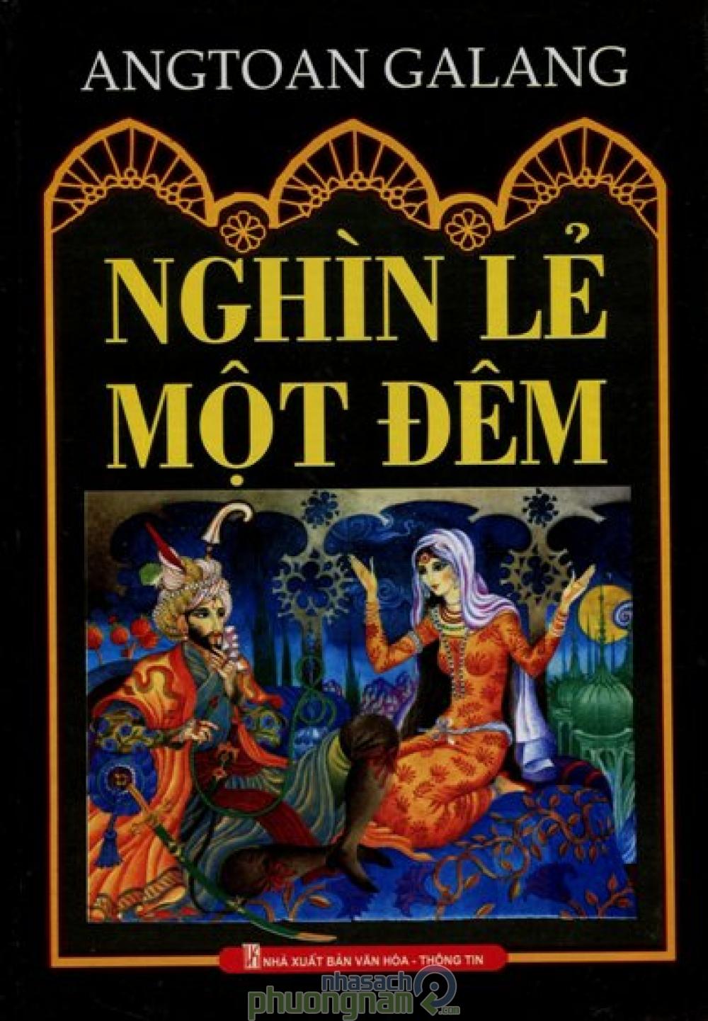 Nghìn lẻ một đêm - EBOOK/PDF/PRC/EPUB
