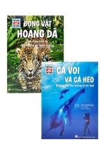 Combo Thế Nào Và Tại Sao: Cá Voi Và Cá Heo - Những Con Thú Khổng Lồ Ôn Hòa + Động Vật Hoang Dã Cần Được Bảo Vệ Trước Nguy Cơ Tuyệt Chủng (Bộ 2 Cuốn)