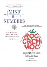 Combo Học Cách Học + Cách Chinh Phục Toán Và Khoa Học (Bộ 2 Cuốn)