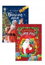 Combo Giáng Sinh Diệu Kì +Thế Giới Đầy Phép Màu Của Giáng Sinh (Bộ 2 Cuốn)