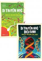 Combo Sách Dẫn Nhập Ngắn Về Khoa Học - Di Truyền Học