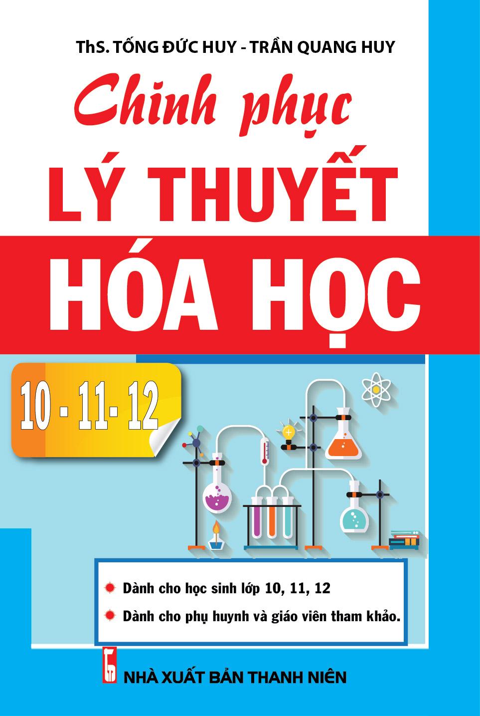 Chinh Phục Lý Thuyết Hóa Học 10-11-12 - EBOOK/PDF/PRC/EPUB