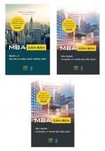 Combo Sách MBA Căn Bản