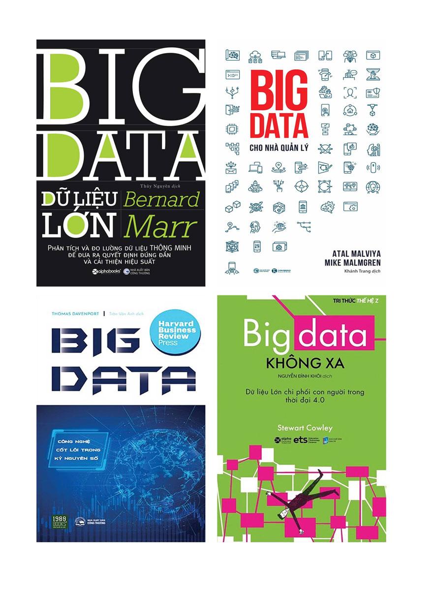 Combo Sách Big Data