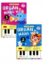 Combo Sách Organ Măng Non - Mỗi Tuần Một Bài Học