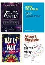 Combo Sách Hay Về Vật Lý