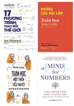 Combo Sách Hay Về Toán Học