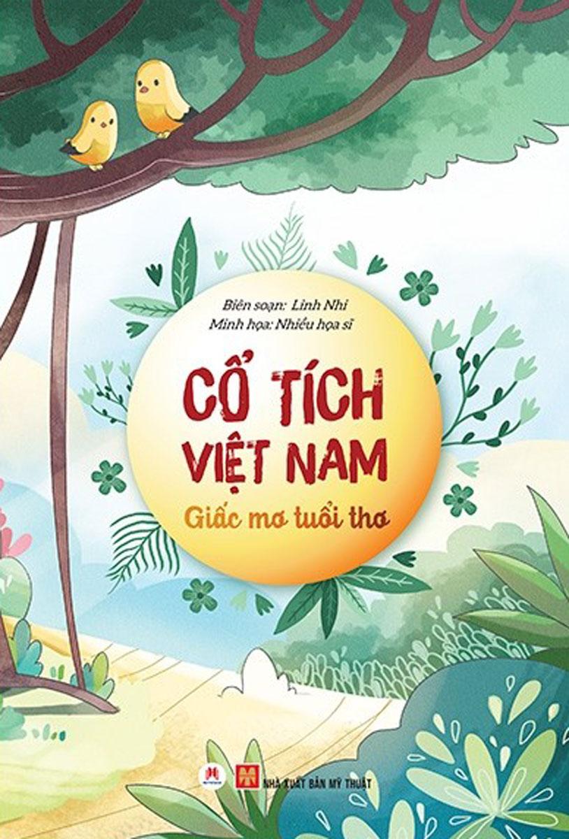 Cổ Tích Việt Nam: Giấc Mơ Tuổi Thơ