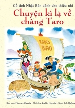 Cổ Tích Nhật Bản Dành Cho Thiếu Nhi - Chuyện Kì Lạ Về Chàng Taro